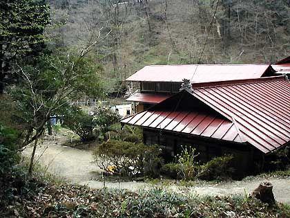 Hotel mit Heilquelle: Das Akadaki-Kosen