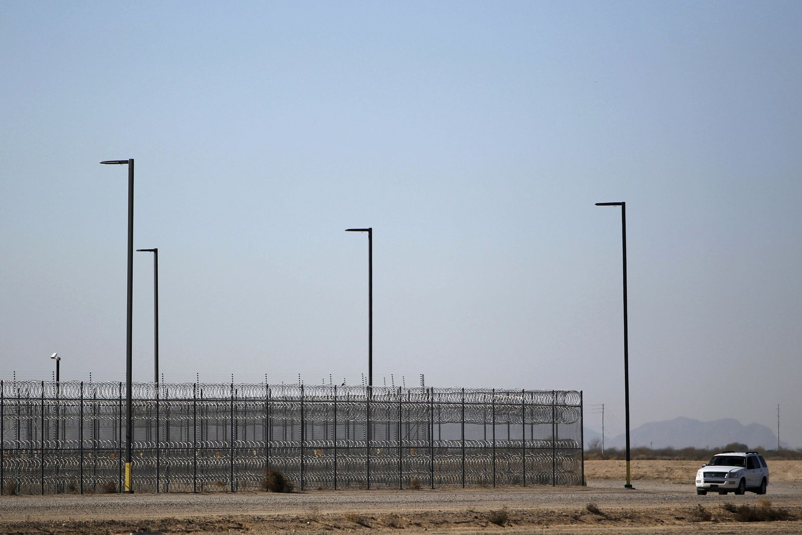 Privatgefängnis/ Eloy Detention Center