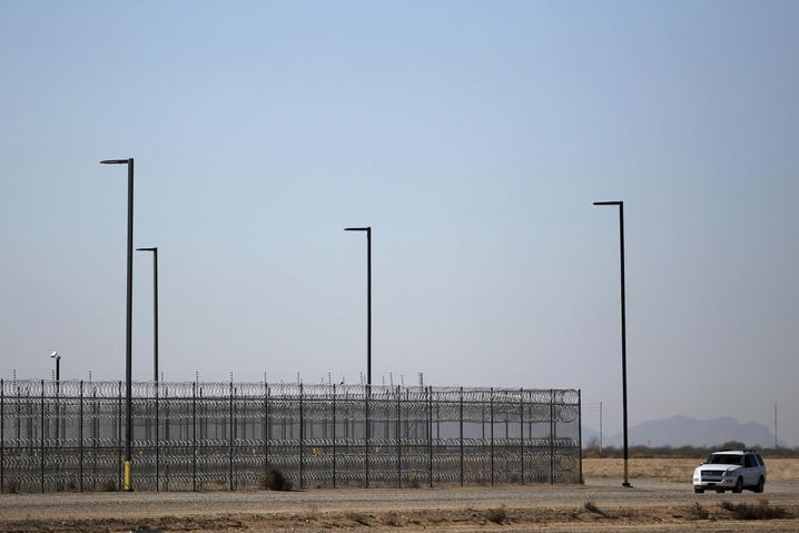 Das Eloy Detention Center