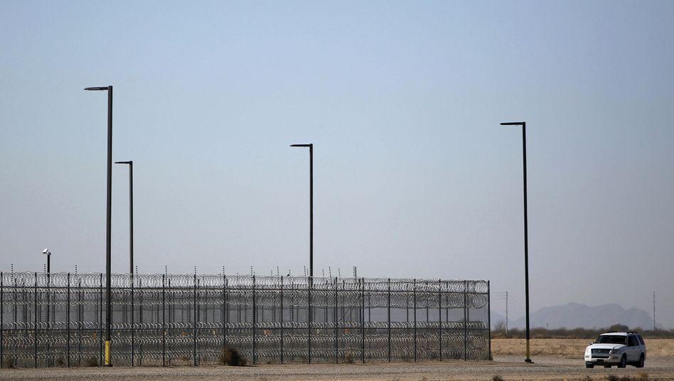 Privates Gefängnis in Arizona