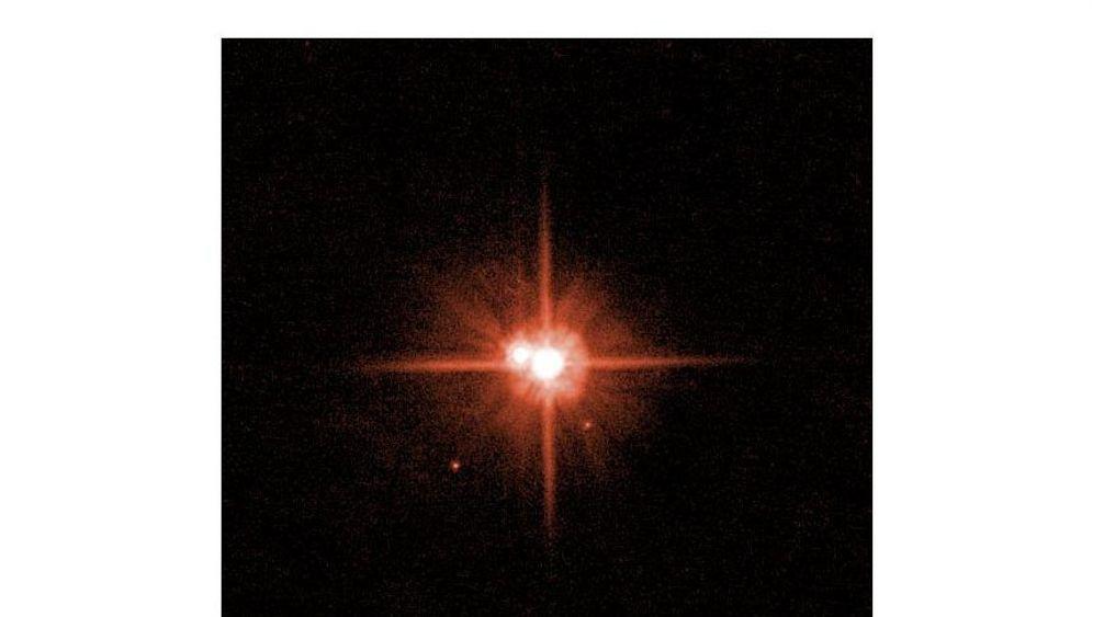 Pluto-Entdeckung: Jagd auf Planet X