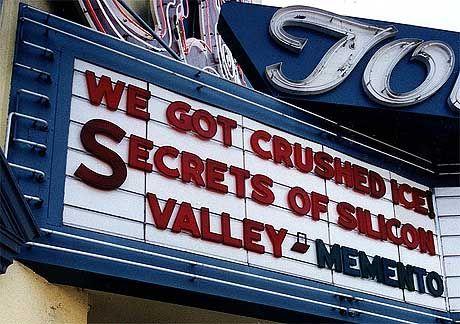 Vorführung im Valley: Mittlerweile interessieren sich auch internationale Verleiher für den Film