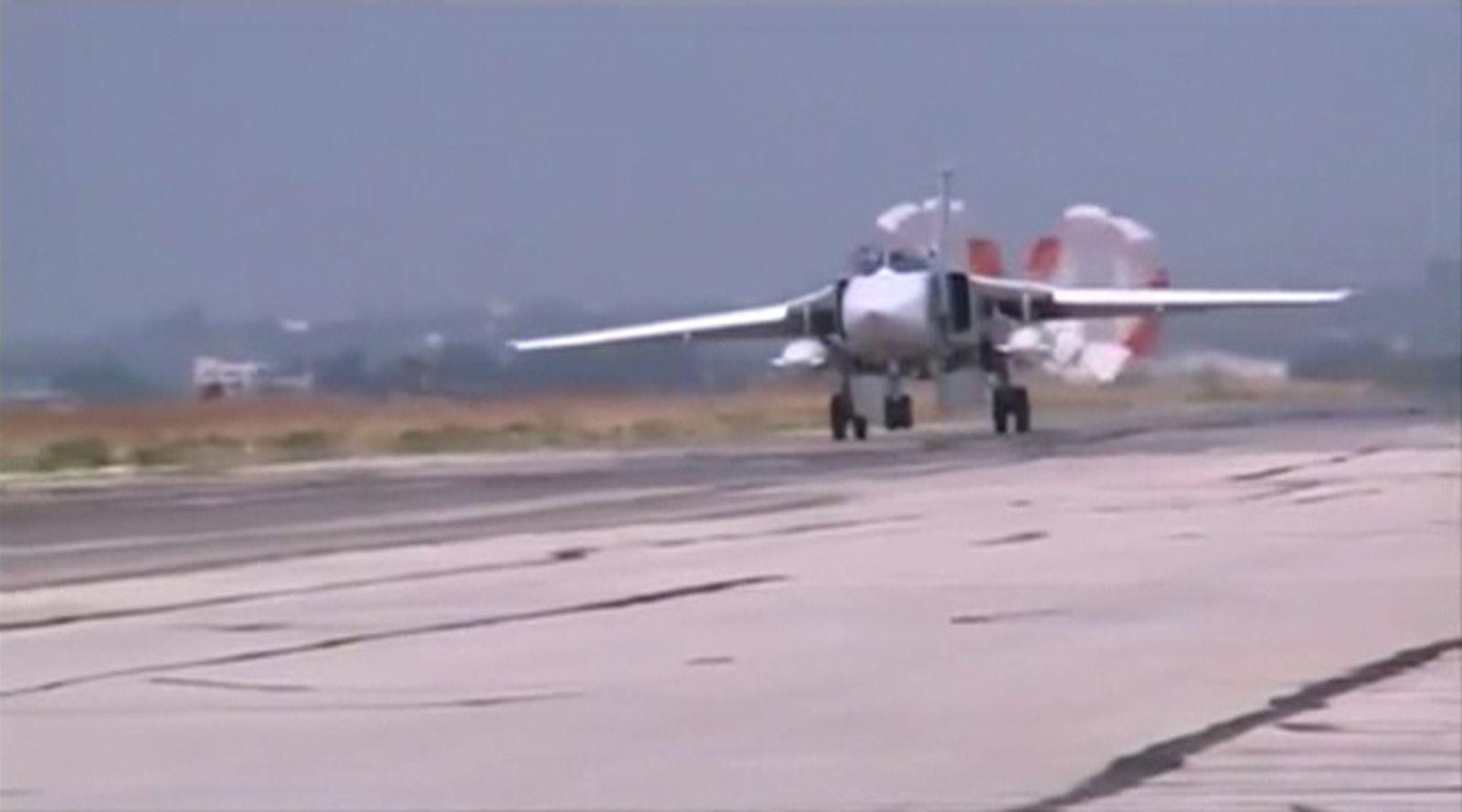Syrien / Russland / Flugzeug
