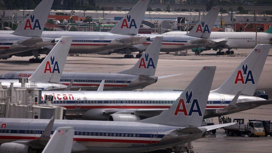 American-Airlines-Flieger (Archivbild): Ambitionierte Pläne