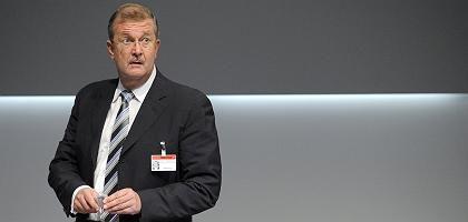 Porsche-Chef Wiedeking: Schwierigkeiten beim wichtigsten Projekt