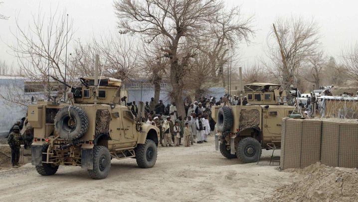 """Afghanistan: """"Kaltblütig erschossen"""""""