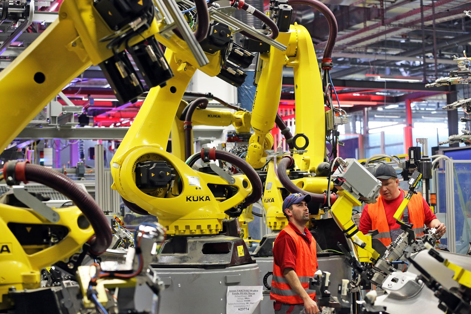 Deutschland / Konjunktur / Industrie