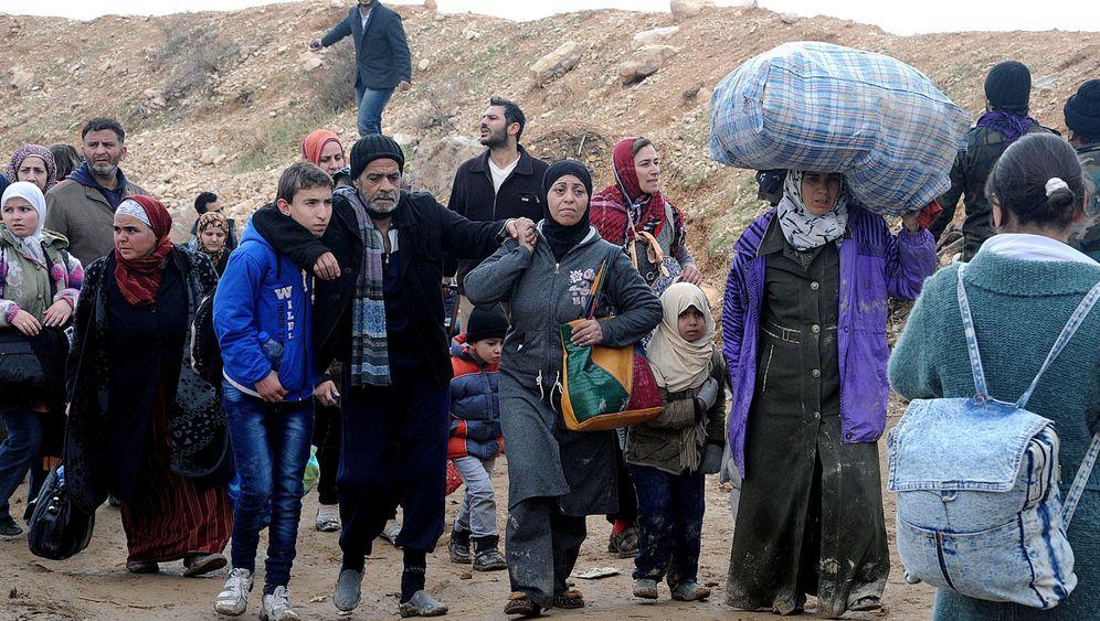 Syrien-Krieg: Schlimmste Flüchtlingskrise seit Ruanda
