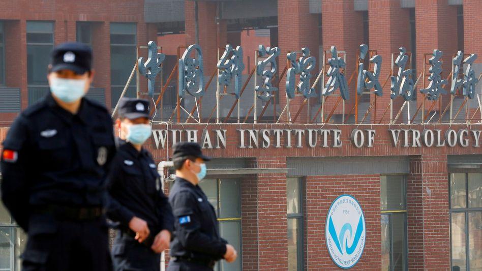 Das Wuhan Institute of Virology: Immer noch ist unklar, ob das Virus dort in die Umwelt gelangte