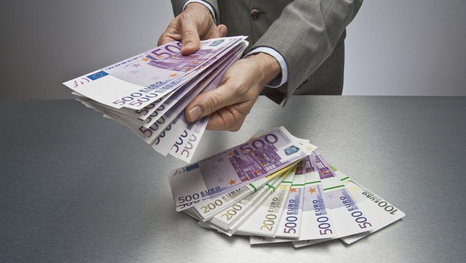 Wirtschaftsanwalt: Geld spielt eine Rolle - aber das wussten wir schon vor der Lektüre