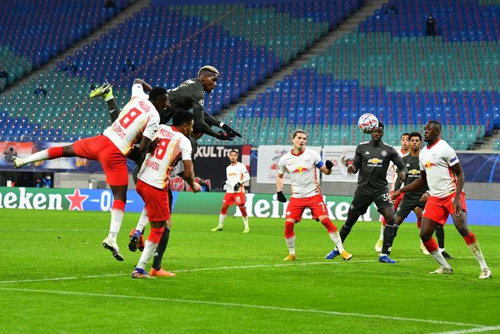 Pogba erzielte noch ein Tor, doch es kam zu spät