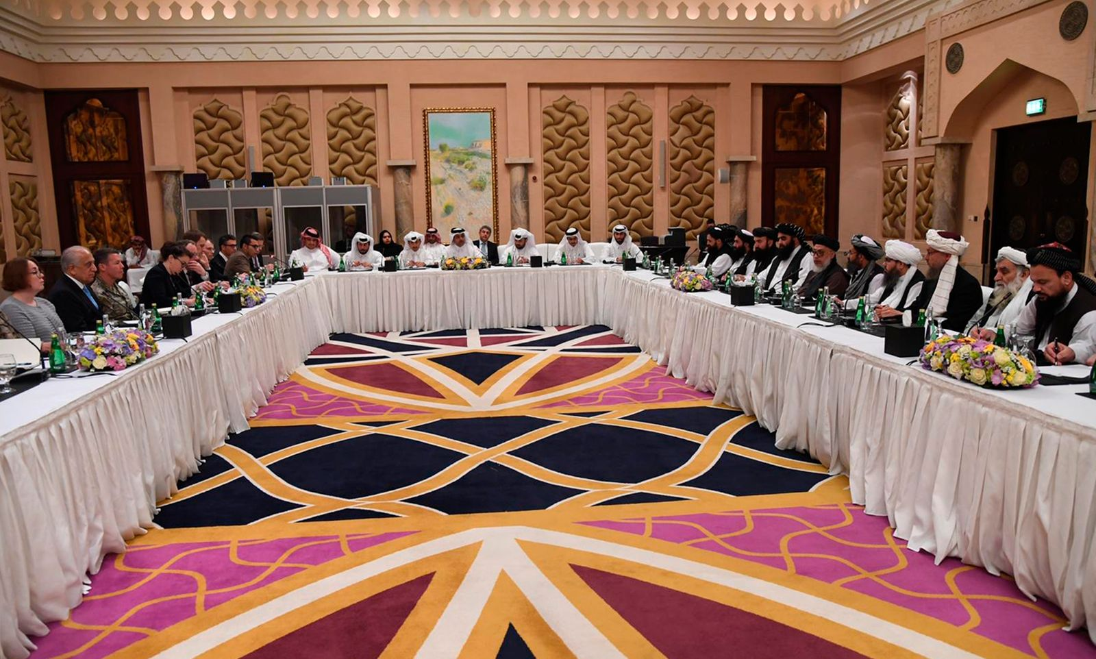 AfghanistanPeace Talks Q and A