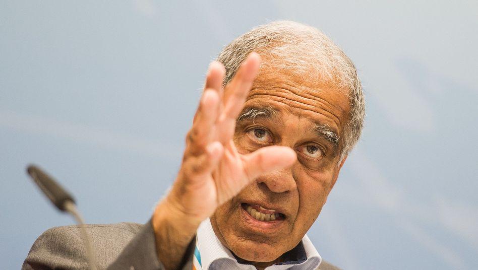 Mojib Latif, Vorsitzender des Deutschen Klima-Konsortiums