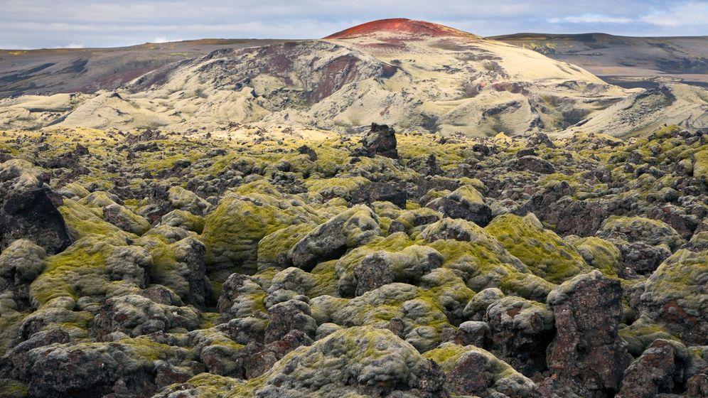 Todeswolke aus Island: Vulkane als Säureschleuder