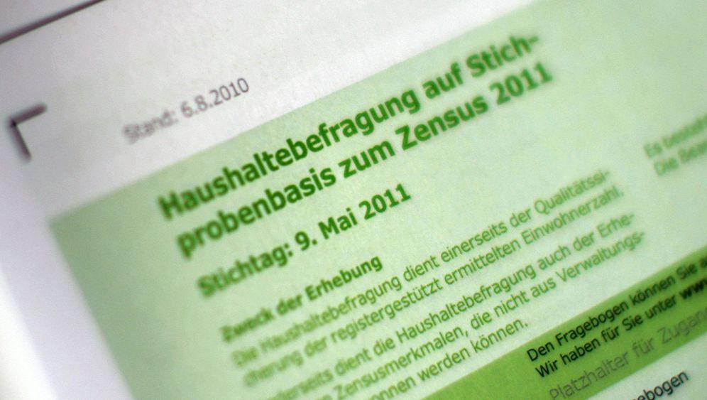 Zensus 2011: So läuft die Volksbefragung ab