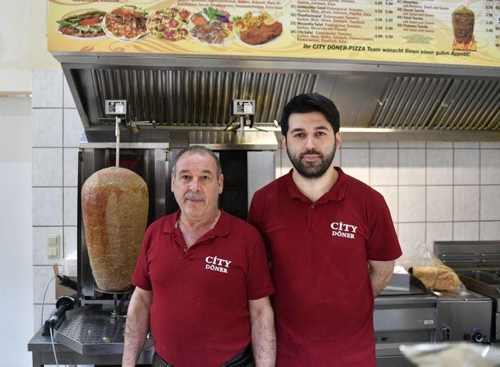 Ahmet und Abdullah Demir