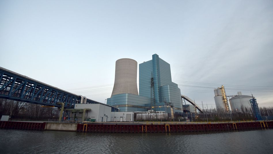 Kohlekraftwerk Datteln 4