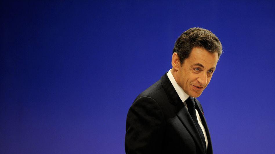 Frankreichs Präsident Sarkozy: Schwere Debatte über Verhältnis von Religion und Staat