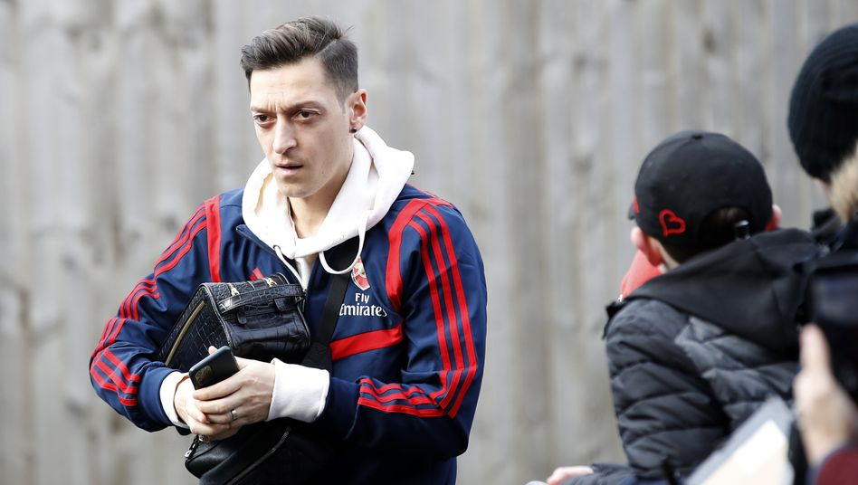 Tschüss, London: Mesut Özil wechselt zu Fenerbahçe Istanbul