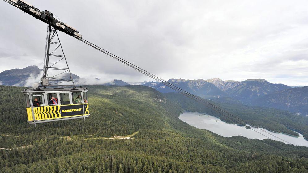 Zugspitzbahn: Millioneninvestition am Berg