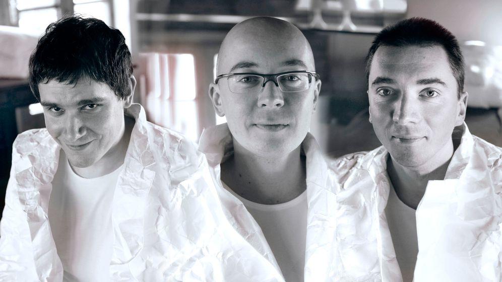 Jazz-Trios: Die Drei von der Klangstelle