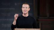 Facebook-Chef Zuckerberg verteidigt sich vor Mitarbeitern