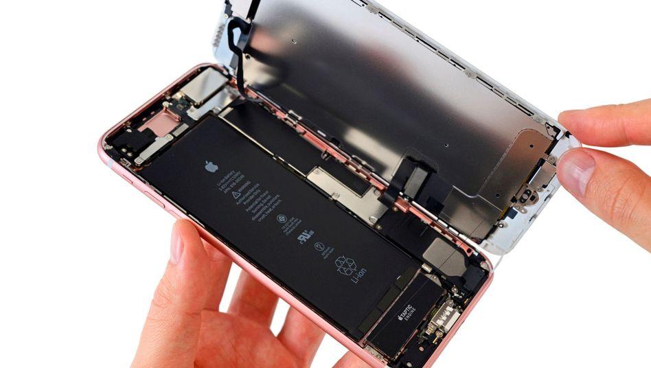 """""""Mehr Auswahlmöglichkeiten für hochwertige Reparaturen"""": iPhone 7 Plus"""