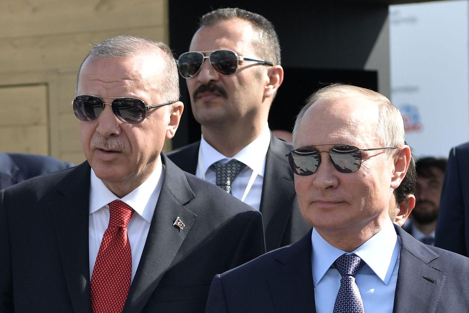 Erdogan / Putin