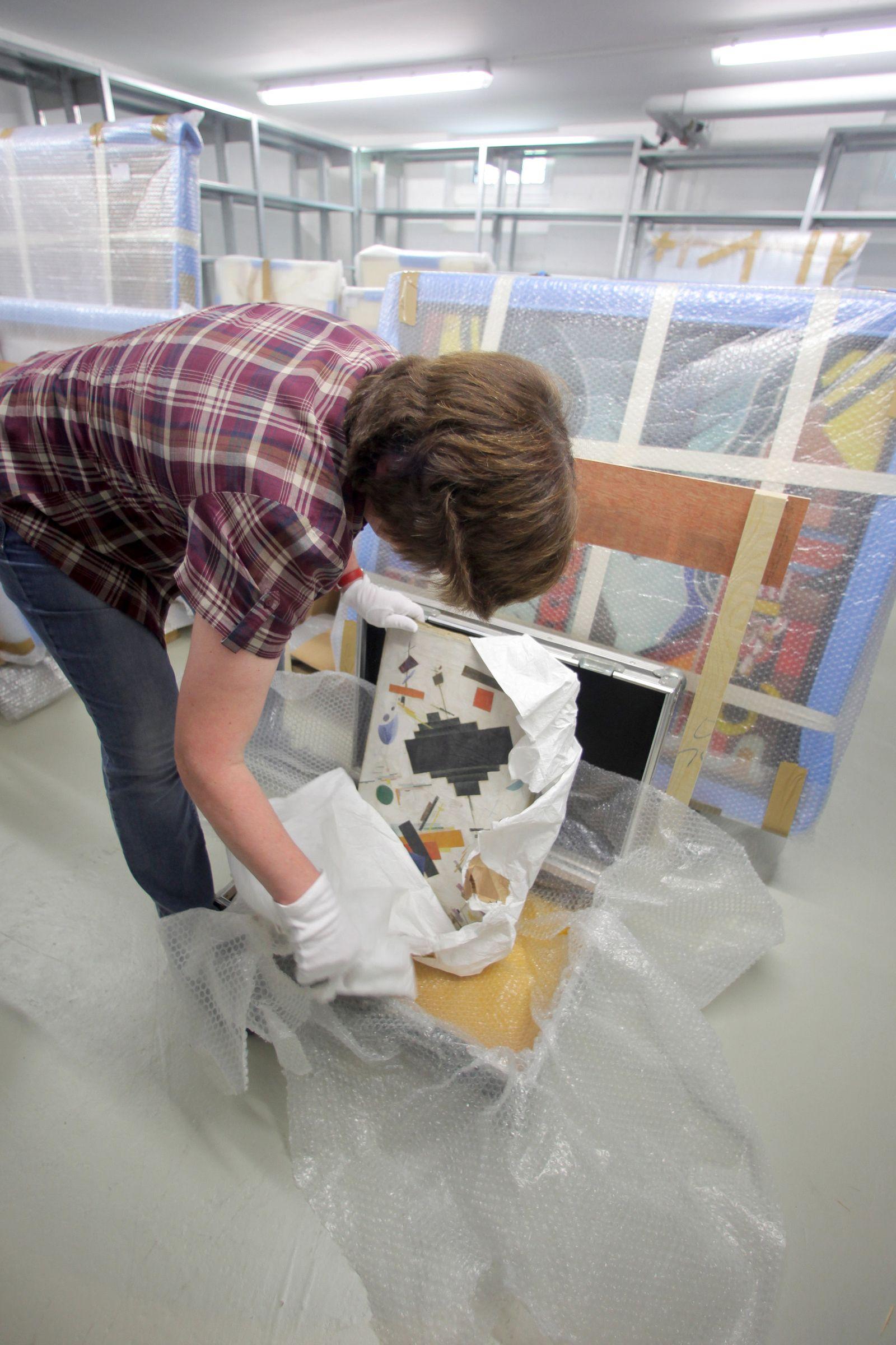 Kunstfälscherring gesprengt