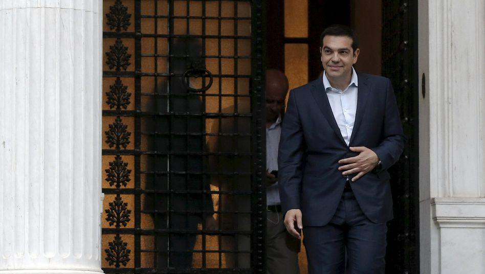 Griechenlands Ministerpräsident Tsipras: Showdown in Brüssel steht bevor