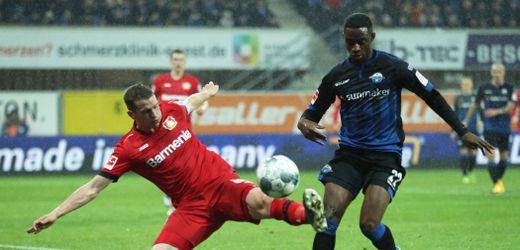 Bundesliga: Rückschlag für den SC Paderborn im Abstiegskampf