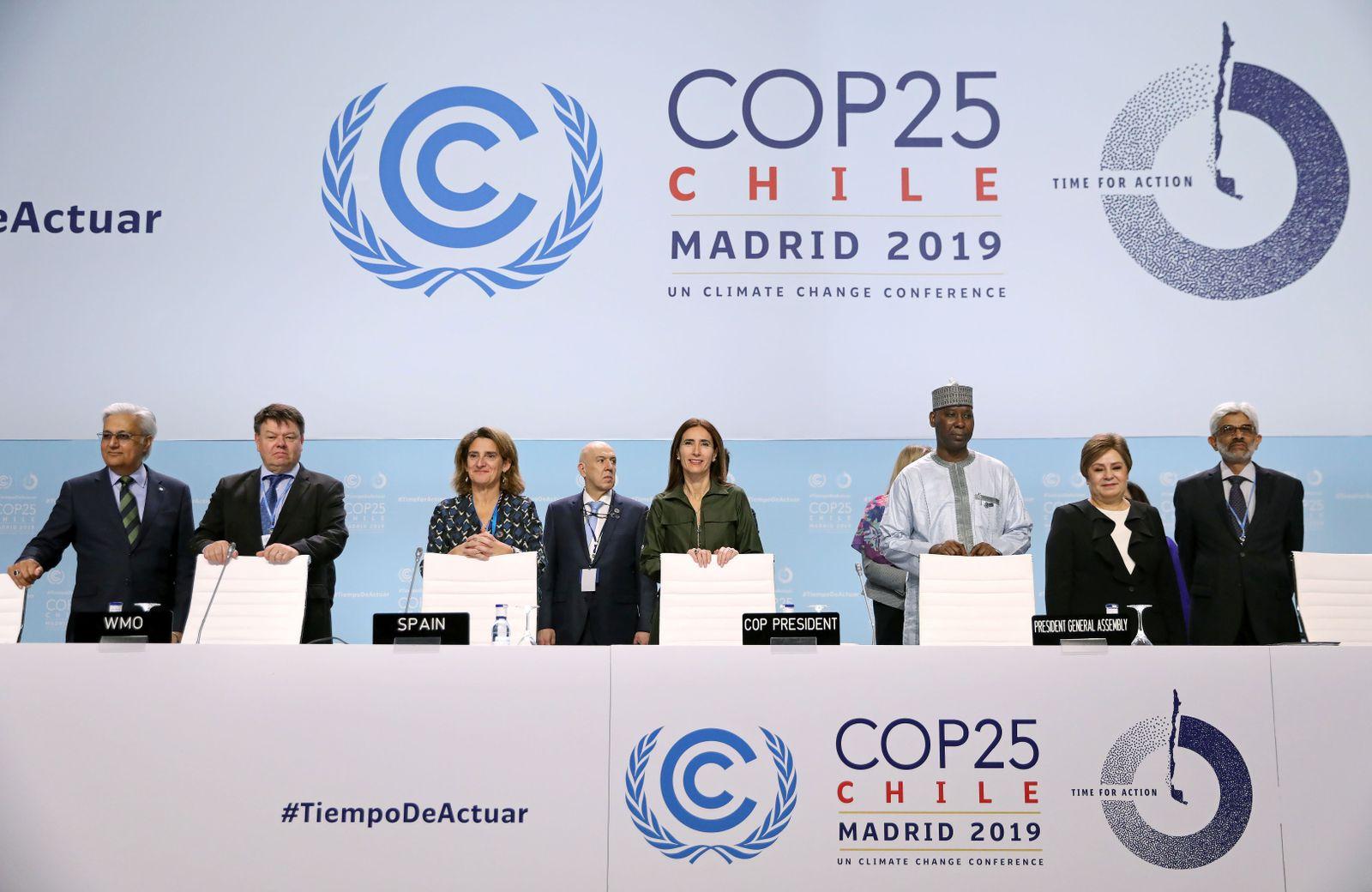 Madrid/ Klimawandel