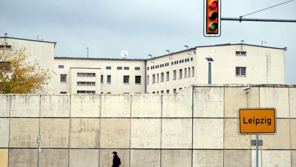 Gefängnis in Leipzig
