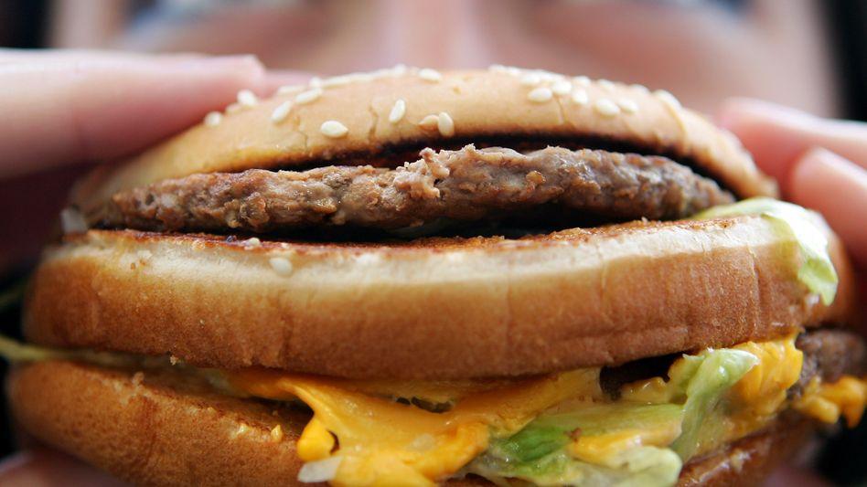 Gratis-Burger: Gegen Polizisten wurde wegen angeblicher Vorteilsannahme ermittelt