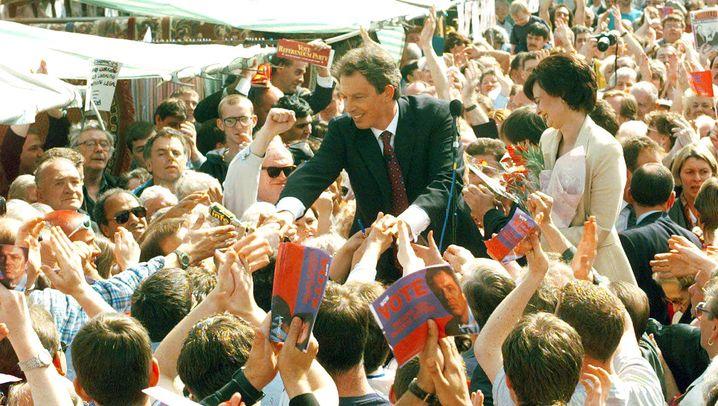 Ende einer Ära: Das war New Labour