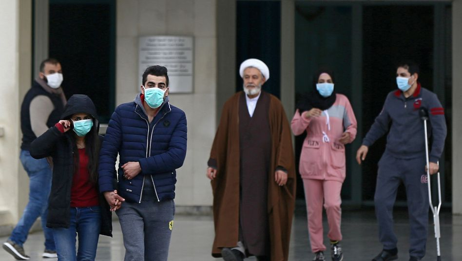 Covid-19: WHO alarmiert wegen sprunghafter Virus-Verbreitung außerhalb Chinas