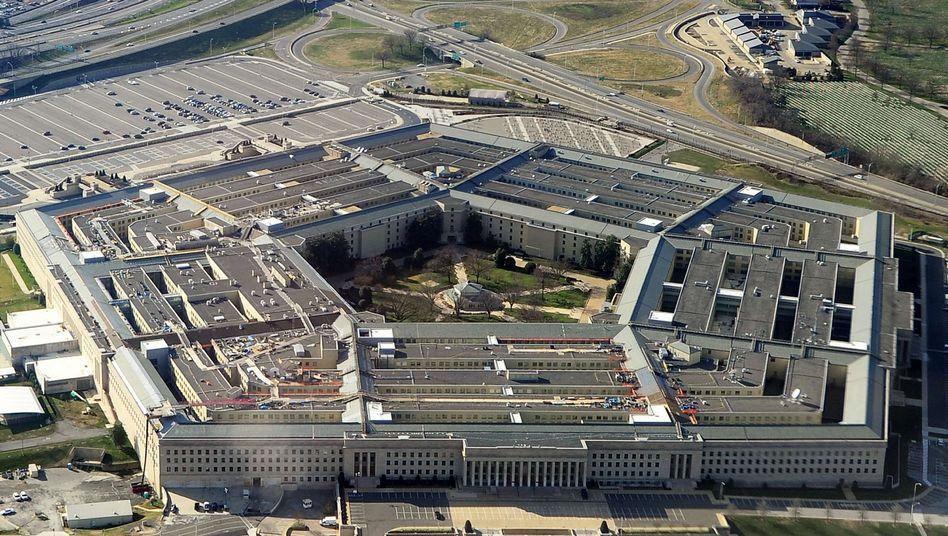 Pentagon in Washington: Irritierender Missionsname für Kampf gegen IS