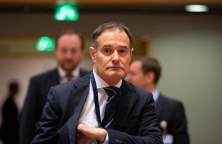 Der Druck auf Frontex-Chef Leggeri nimmt zu
