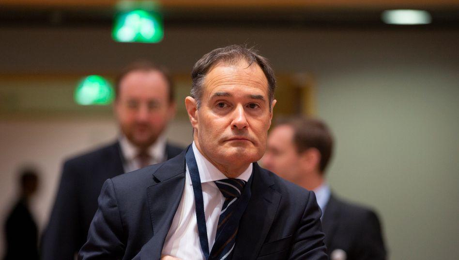 Frontex-Chef Leggeri in Brüssel