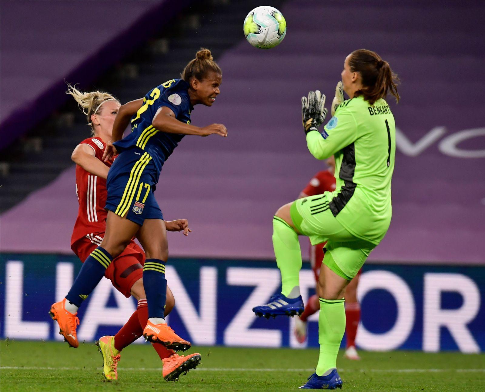 Olympique Lyon vs Bayern Munich, Bilbao, Spain - 22 Aug 2020
