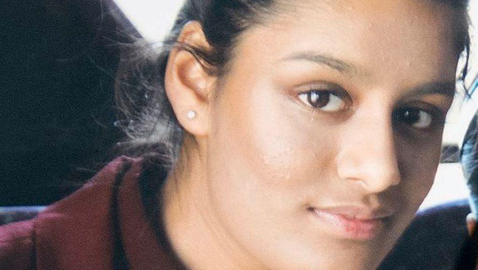 Shamima Begum (undatiertes Foto)