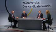 Hier ringen Laschet, Merz und Röttgen um den CDU-Vorsitz