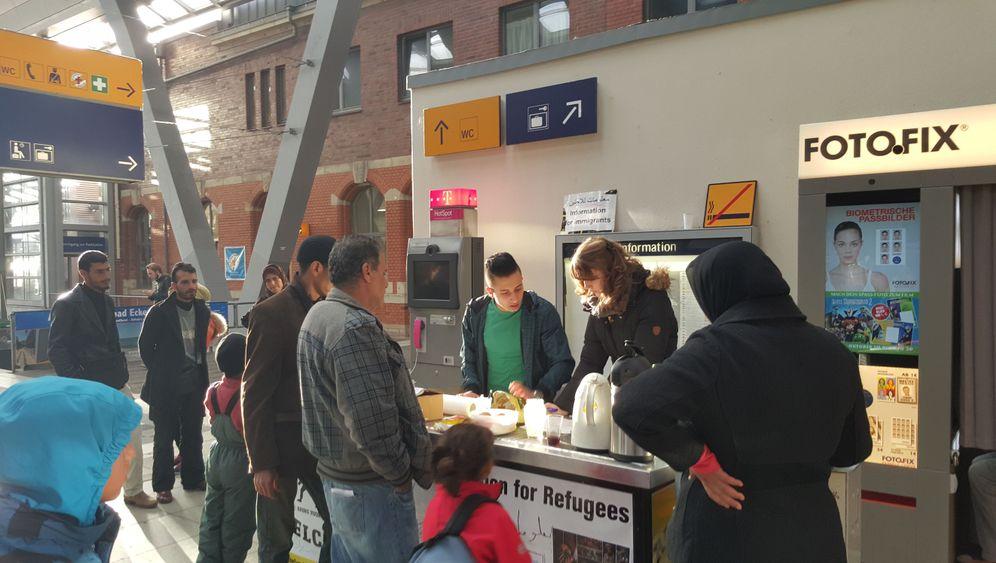 Flüchtlinge: Letzter Halt Kiel