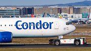 Ferienflieger Condor braucht weitere Finanzhilfen
