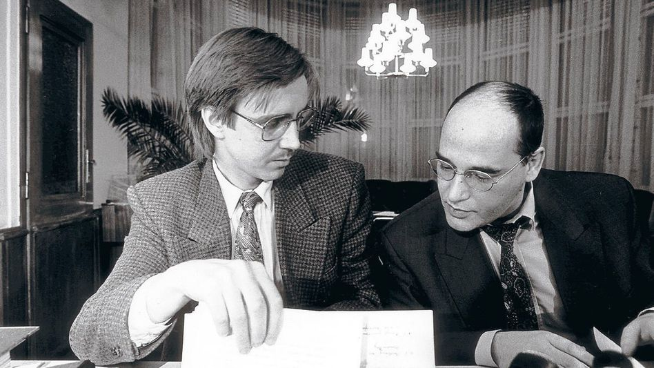 Partner Bartsch, Gysi 1991: Feines unternehmerisches Gespür
