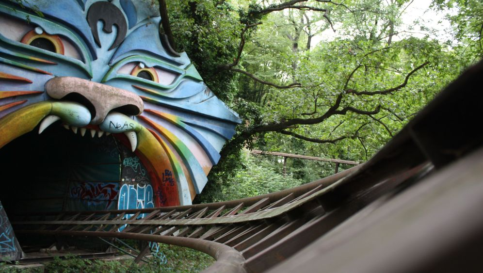 Photo Gallery: Berlin's Abandoned Spreepark