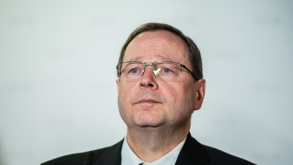 Vorsitzender der Deutschen Bischofskonferenz, Georg Bätzing: Unterschiedliche Bewertung