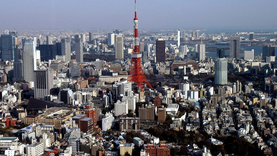 Tokio: Japan hat die höchste Staatsverschuldung aller Industriestaaten