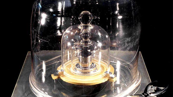 Kilogramm neu definiert: Das Maß der Dinge