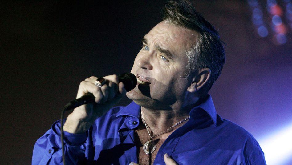 Sänger Morrissey (Archivbild)